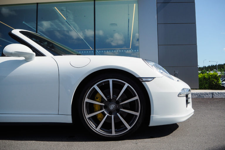 Porsche 911 4S Cabriolet