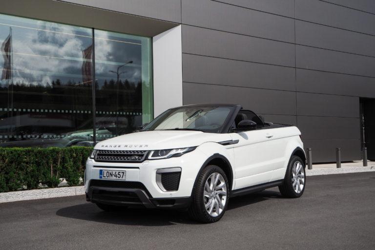 Range Rover Evoque SE Dynamic Convertible Aut