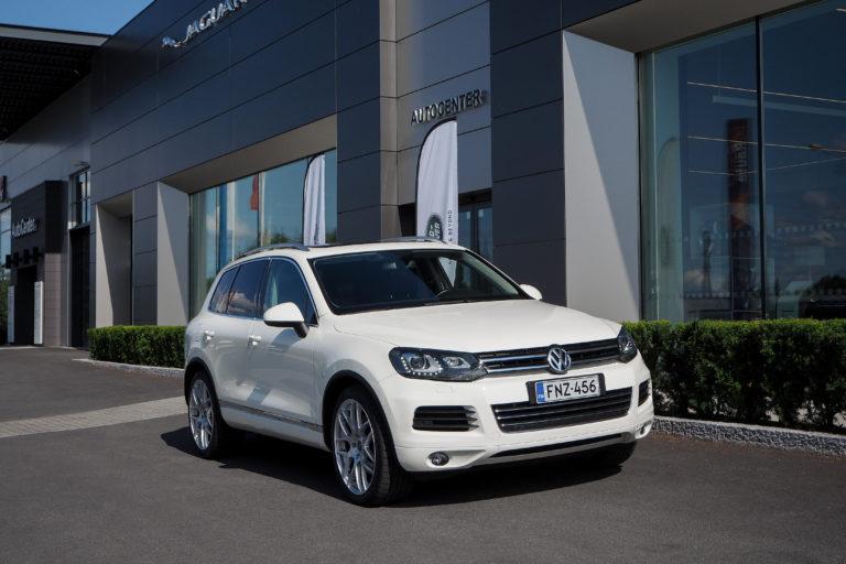 Volkswagen Touareg 4,2 V8 TDI 4MOTION Aut