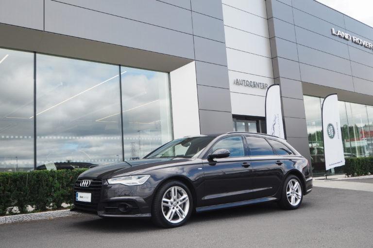 Audi A6 3,0 TDI Avant Quattro S-line Aut
