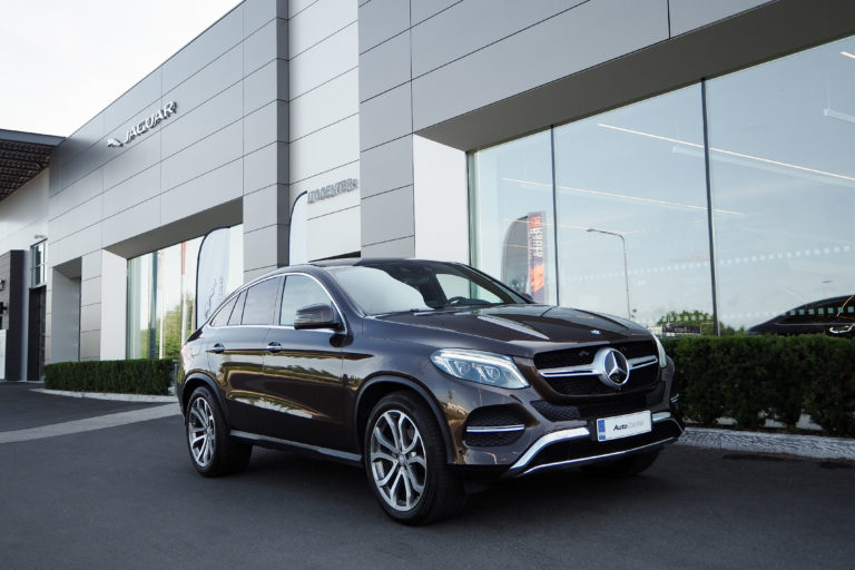 Mercedes-Benz GLE 350d 4Matic Coupe Aut