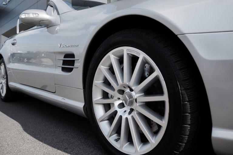 Mercedes-Benz SL 55 AMG Aut