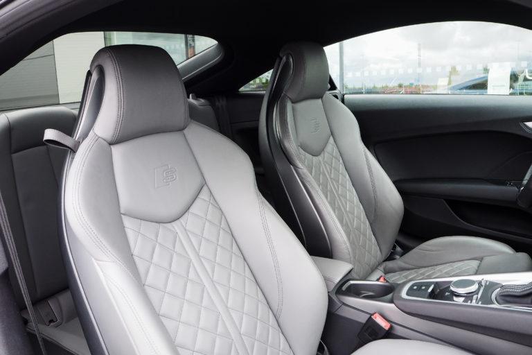 Audi TT 2,0 TFSI Quattro Aut