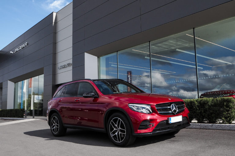 Mercedes-Benz GLC 250d 4Matic AMG Aut
