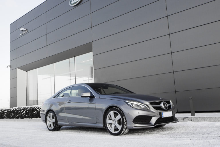 Mercedes-Benz E 500 Coupe Aut