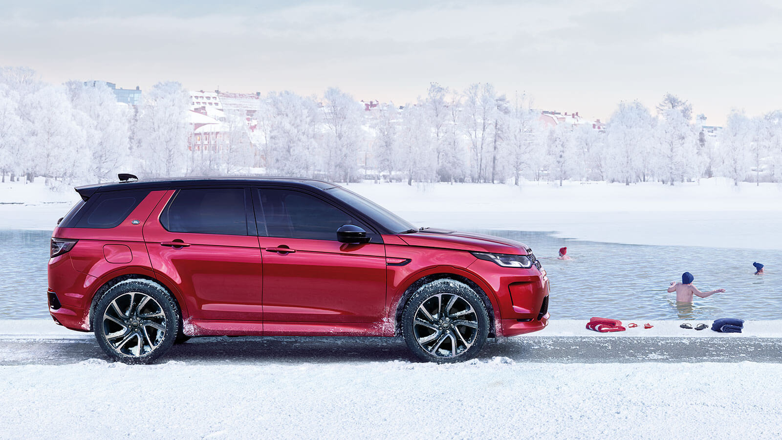 DISCOVERY SPORT NORDIC EDITION