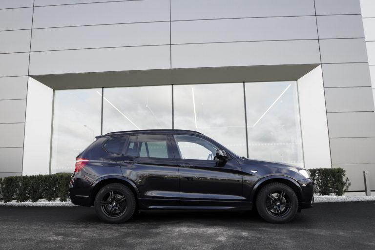 BMW X3 30d M-Sport Aut