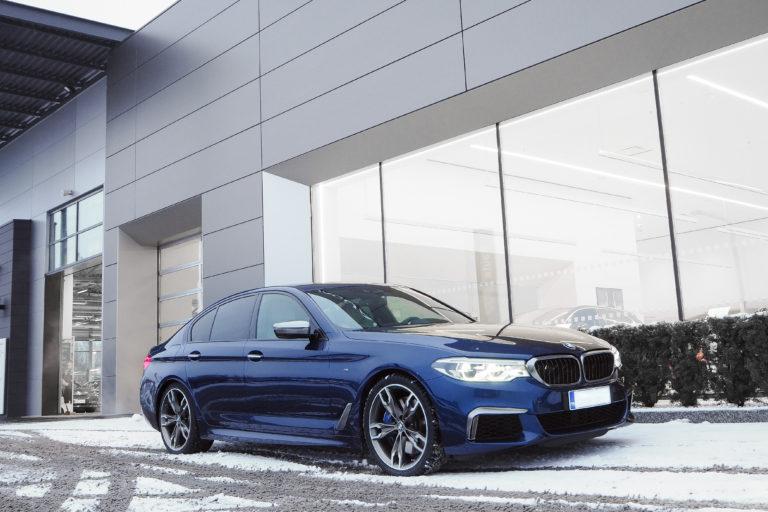 BMW M550i xDrive Aut