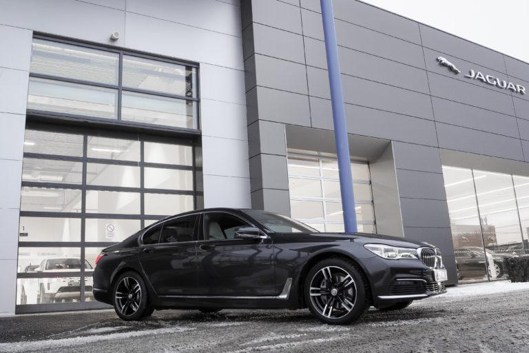 BMW 730d xDrive Aut