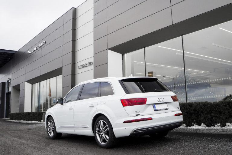 Audi Q7 3,0 TDI e-tronic Quattro S-line Aut