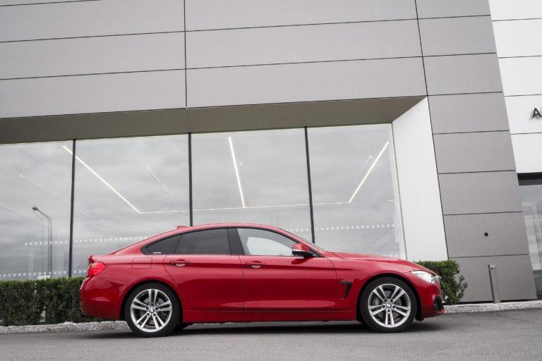 BMW 440i Gran Coupe Aut