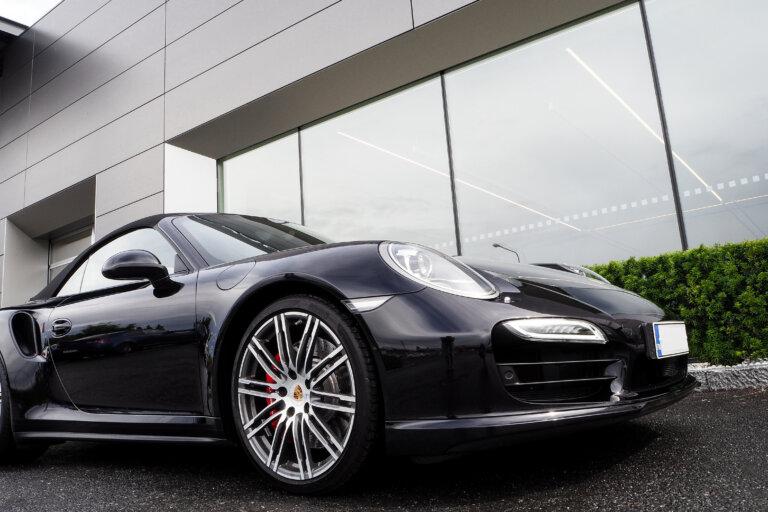 Porsche 911 Turbo Cabriolet Aut