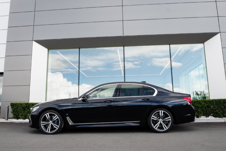 BMW 740e Hybrid M-Sport Aut