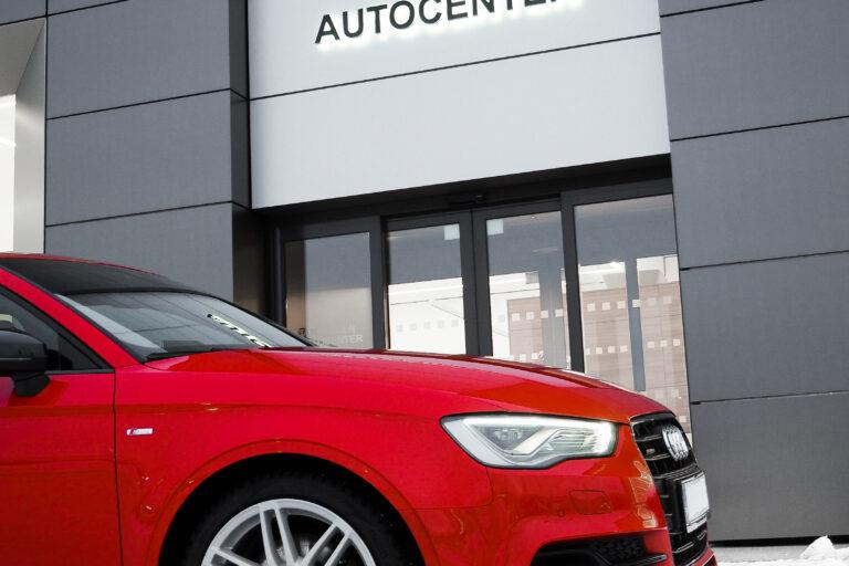 Audi A3 2,0 TDI Quattro Aut