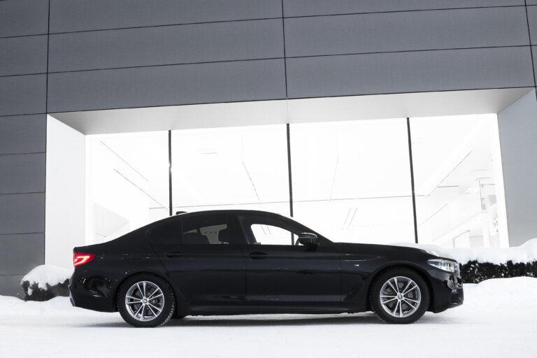 BMW 520d xDrive M-Sport Aut