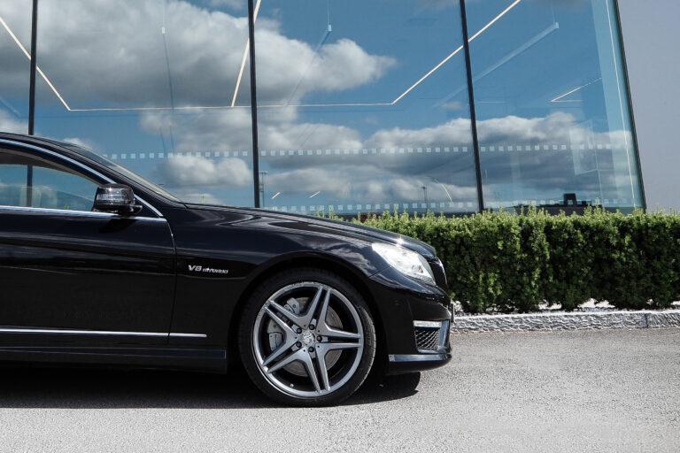 Mercedes-Benz CL 63 AMG Aut
