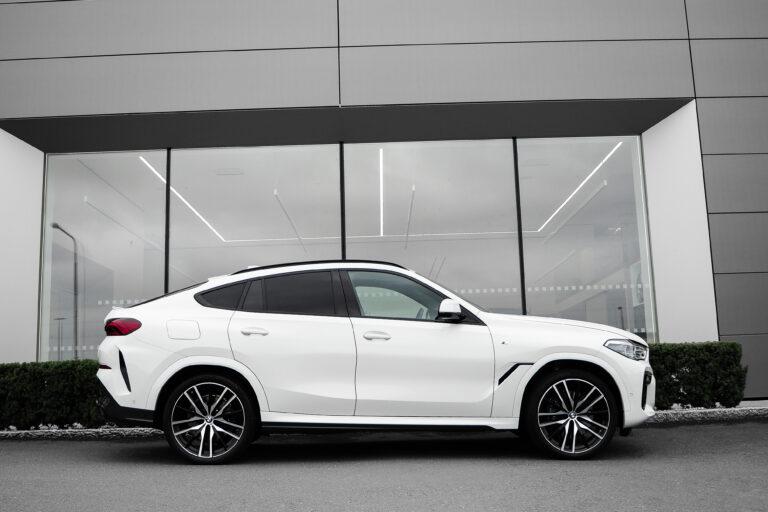 BMW X6 40d xDrive M-Sport Aut
